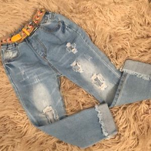 Other - Girls ripped jeans